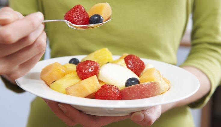 Tendrás que volver a tener buenos hábitos alimenticios