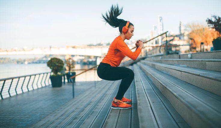 El deporte, sin abusar, es también esencial para esta dieta