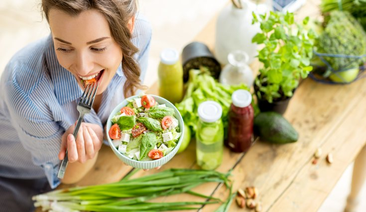Con esta dieta podrás reducir peso y comer sano