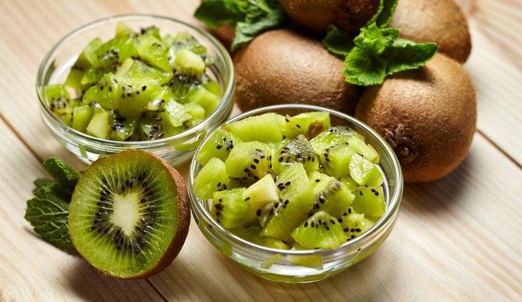 El kiwi tiene numerosos beneficios en nuestro organismos