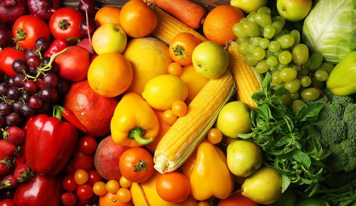 Las verduras son las más recomendables para la cena