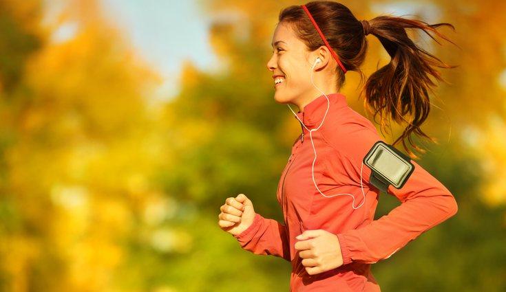 El ejercicio físico también tiene que formar parte de esta dieta
