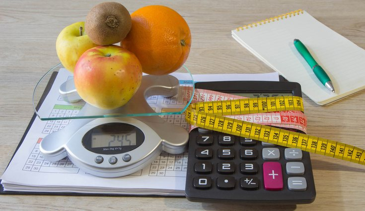 Una de las claves es medir estrictamente las calorías que vas a tomar