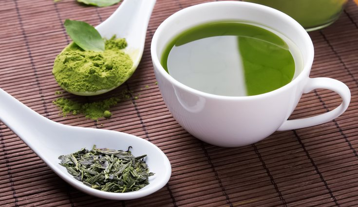El té verde ayuda al metabolismo