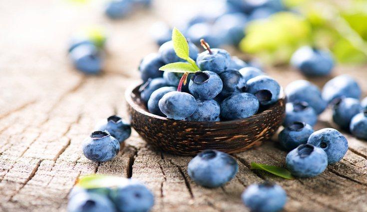 Los arándanos ayudan a reducir los dolores musculares y funcionan como antiinflamatorio natural