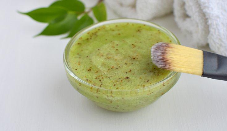 También se utilizan para tratamientos de la cara como mascarillas