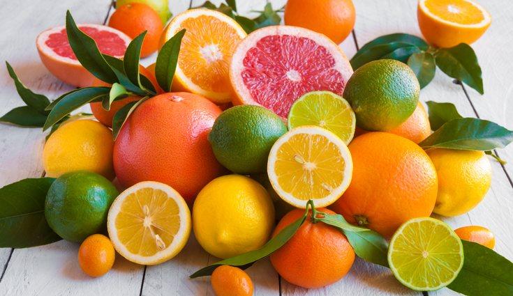 Los cítricos son una gran fuente de flavonoides