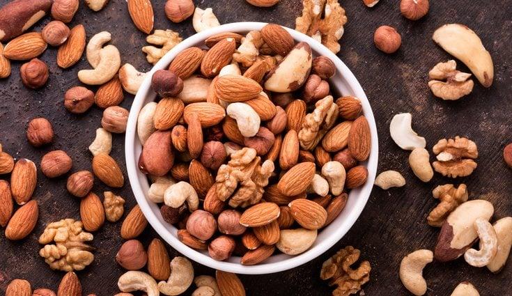 Los frutos secos ayudan a depurar la piel