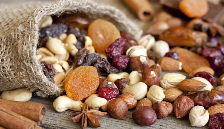 Los frutos secos son una de las principales recomendaciones para el corazón