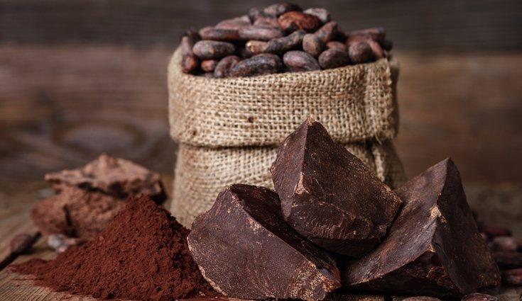 El chocolate y el cacao puro no tienen mucho en común