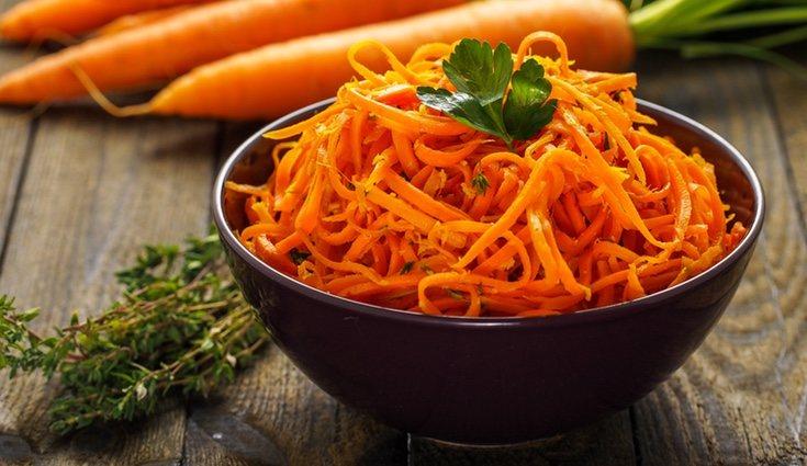 La zanahoria es una de las hortalizas más ricas y saludables