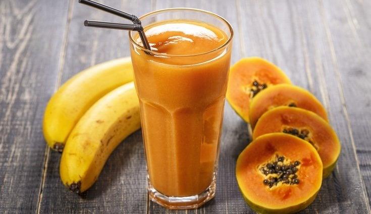 La papaya ayuda a restaurar el equilibrio del metabolismo