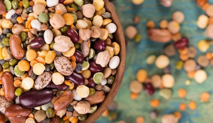Las legumbres pertenecen a los carbohidratos buenos