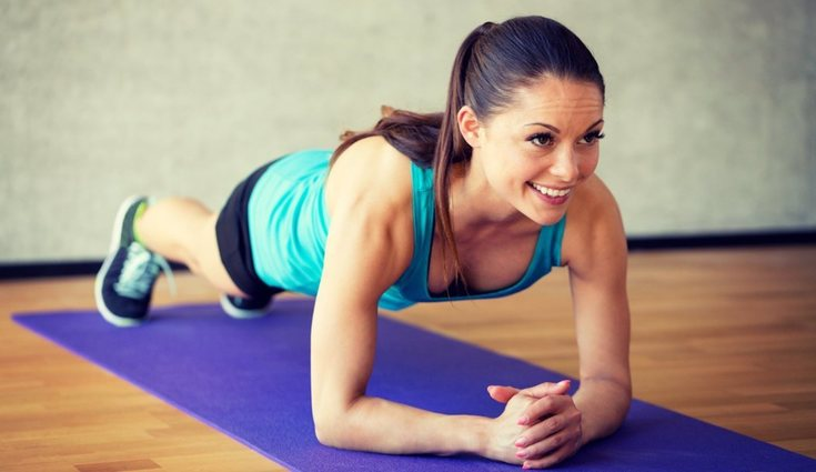 El GAP ayuda a fortalecer glúteos, abdomen y piernas