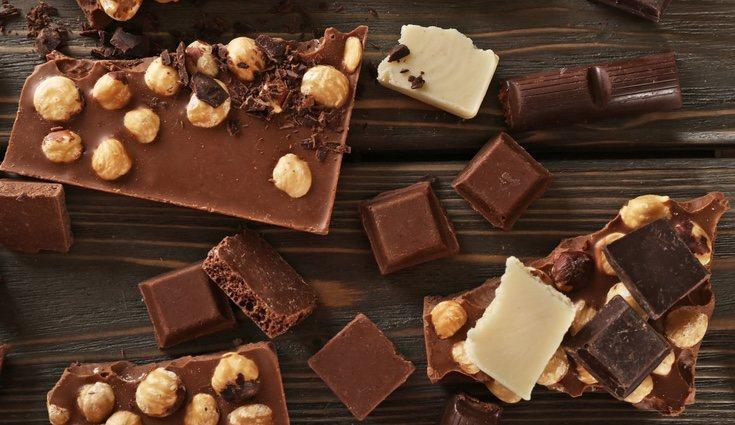El turron con más chocolate es el más sano