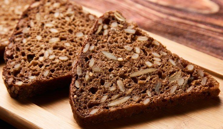 Son muchos los beneficios del pan de centeno en la salud del organismo