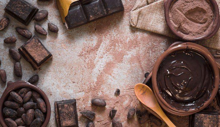 Lo mejor es hacer una crema de cacao fit para untar en tostadas