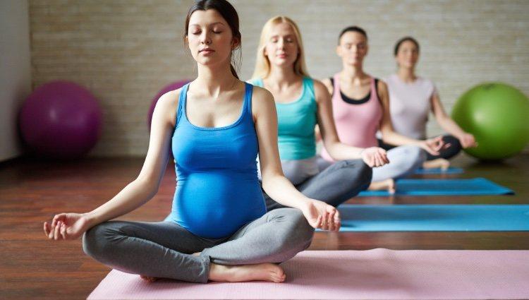 El yoga aporta tranquilidad y bienestar emocional
