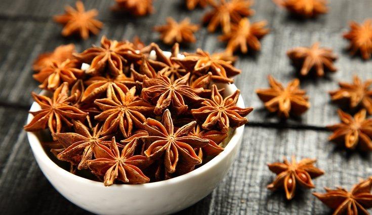 La planta del anís ayuda a hacer mejor la digestión de algunas legumbres