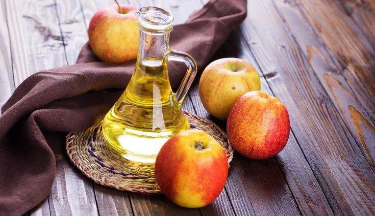 Con una sola cucharada al día notarás los beneficios del vinagre de manzana