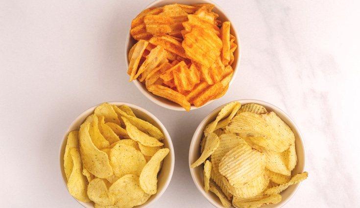 Los expertos recomiendan que esta clase de productos se consuman lo menos posible